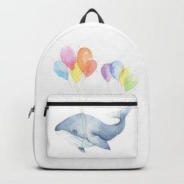 Balloon Whale Backpack