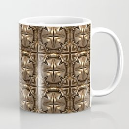 Ornate Metal Structure Coffee Mug