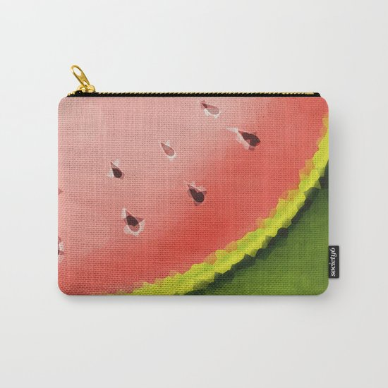 Watermelon . Carry-All Pouch