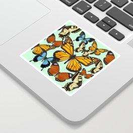 Mariposas- Butterflies Sticker