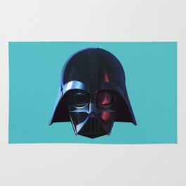Darth Vader, the new guy at the office Rug