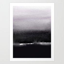 Abstract Landscape 52 Art Print