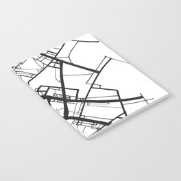 Suspension (Fractal Scaffold series #2) Notebook