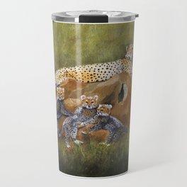 Cheetahs Travel Mug