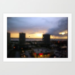 Room With a View Art Print