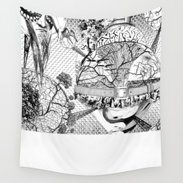 1,616199·10^(-35) m Wall Tapestry