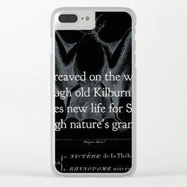 Reav'd Clear iPhone Case
