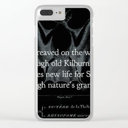 Reav'd Clear iPhone Case