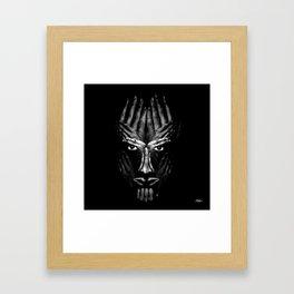 Hannibal Underground #1 Framed Art Print