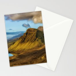 Green Mountain (Color) Stationery Cards