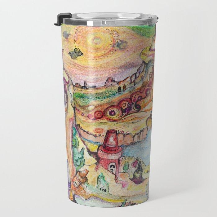 Grand Cranyon Travel Mug