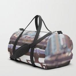 River Walk - Chicago Photography Duffle Bag
