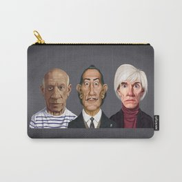 Great Artists Carry-All Pouch