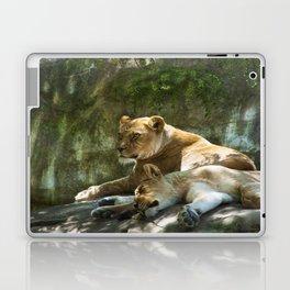 Portland Lioness Laptop & iPad Skin