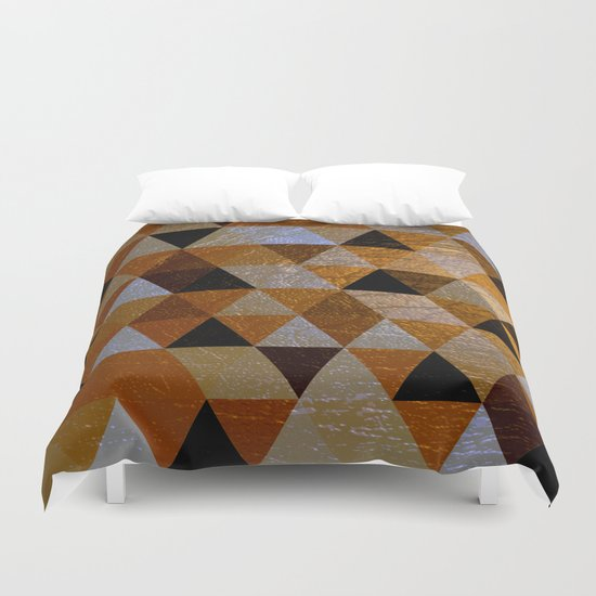 Abstract #362 Duvet Cover