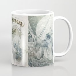 Europa and the Pirate Twins Coffee Mug