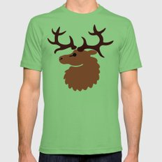 Lego The Forestmen Mens Fitted Tee Grass SMALL