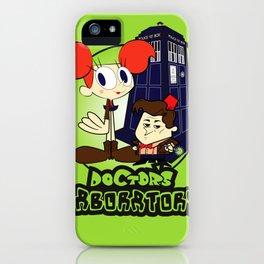 Doctors Laboratory iPhone Case