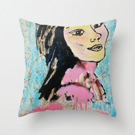 Melt Throw Pillow