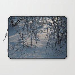 Winter trail Laptop Sleeve