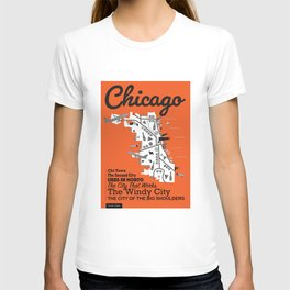 Great Cities: Chicago T-shirt