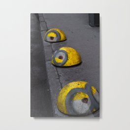 Recolored Metal Print