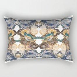 Sharing the Light Rectangular Pillow
