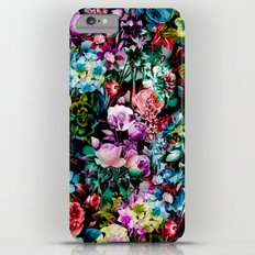 Multicolor Floral Pattern Slim Case iPhone 6 Plus