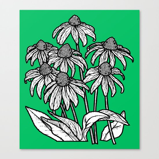 Love Summertime Canvas Print