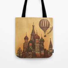 Moving to Moscow Tote Bag