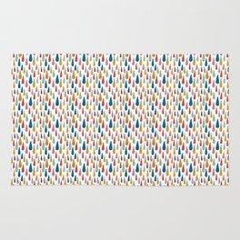 Pattern Project #6 / Happy Rain Rug
