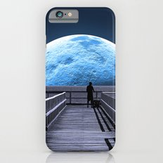 Once in a blue moon iPhone 6 Slim Case