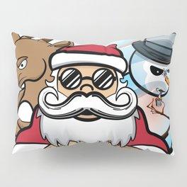 Santa's Crew Pillow Sham