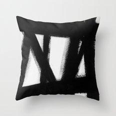 No. 63 Throw Pillow