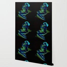Gil Elvgren Pin Up Girl Dark Wallpaper