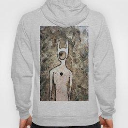 Ancient Alien Petroglyph Hoody