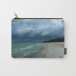 Moody  Sky Over Florida Beach Carry-All Pouch