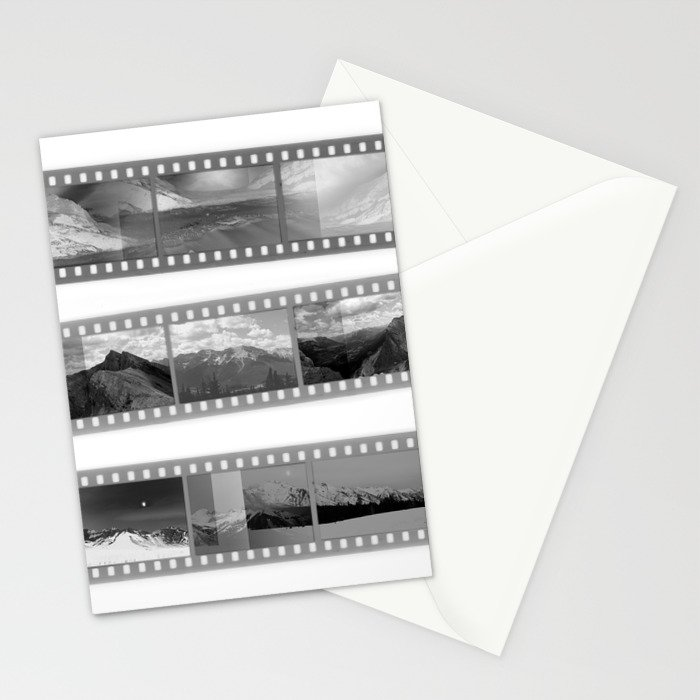 Exposure Stationery Cards
