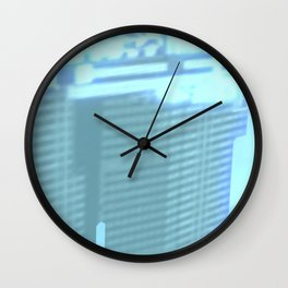 Fly:From Up Wall Clock