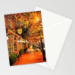 Gordonsville, Virginia a Night Stationery Cards