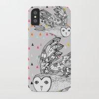 Night Owl iPhone X Slim Case