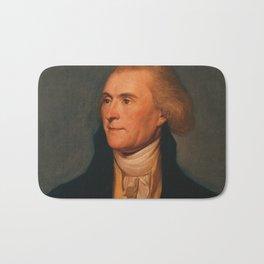 Thomas Jefferson Bath Mat