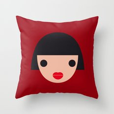 Suzyta Throw Pillow