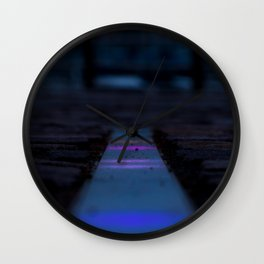 Floor lights Wall Clock