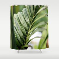 fern Shower Curtains featuring Fern by JMPhotography