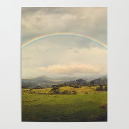 Rainbow Sublime Poster