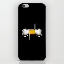 Bone iPhone Skin