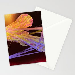 Tension Workout Stationery Cards