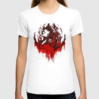 werewolf T-shirts featuring Werewolf by Kivapo