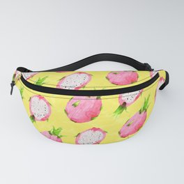 Tropical Dragon Fruit Party Fanny Pack